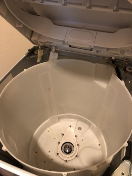 洗濯槽クリーニング_8